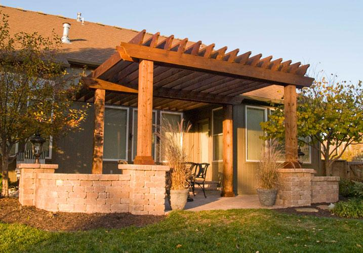Pergolas Meadow Heights The Pergola And Decking