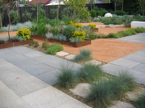 Coastal garden designs landscaping rhystyled gardens for Coastal landscape design
