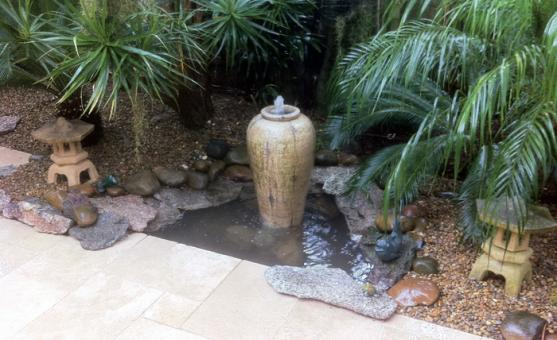 Water Feature Ideas by Mark Ronald Landscapes