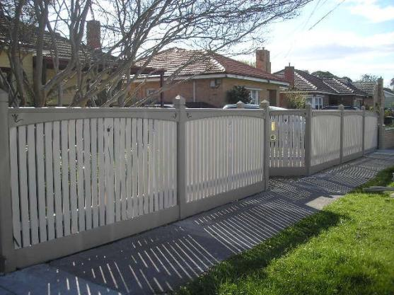 Fence design ideas get inspired by photos of fences from for Outdoor furniture kawana