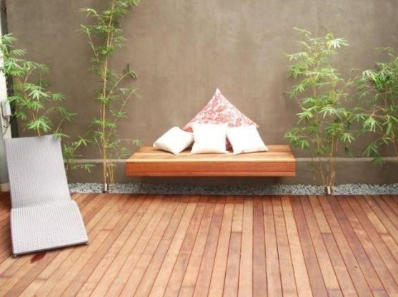 Timber deck design ideas get inspired by photos of for Garden designs decking