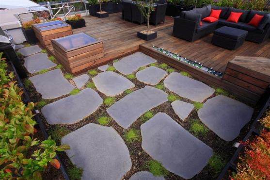 Garden Ideas Victoria Australia paving design ideas - get inspiredphotos of paving from