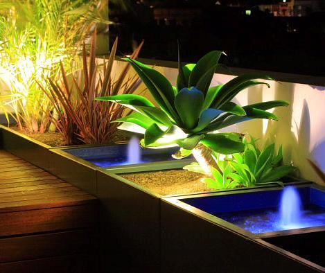 outdoor lighting ideas by tim barnes structural landscaping - Outdoor Lighting Design Ideas