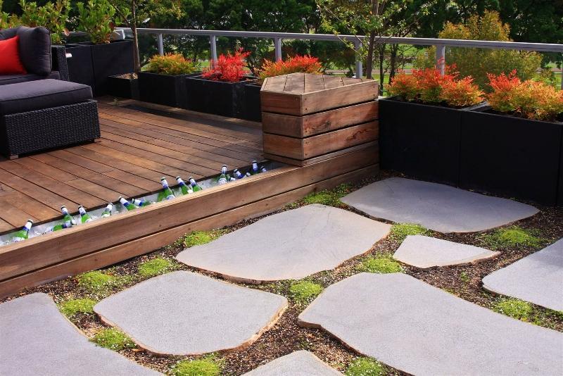 Gardens Inspiration Tim Barnes Structural Landscaping