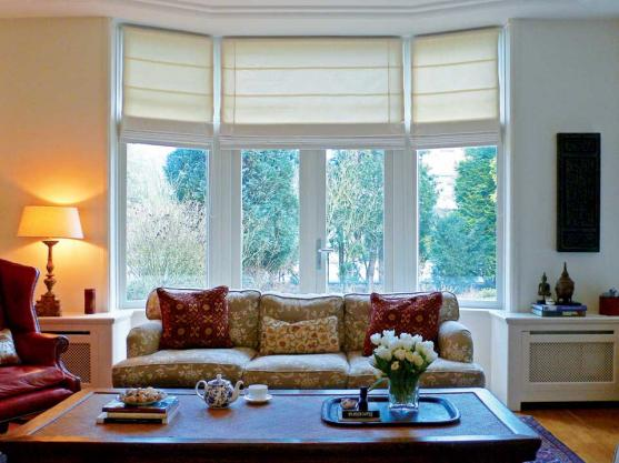 Roman Blind Ideas by The Fitter