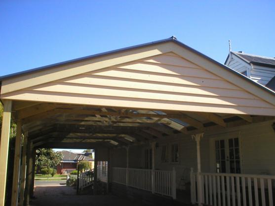 Carport Design Ideas by Just Pergolas & Decks