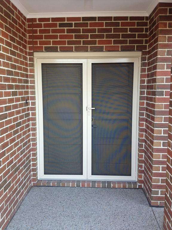 Security screen doors security screen doors adelaide price for Security doors prices