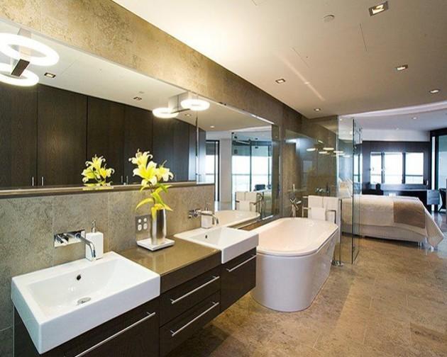 Bathrooms inspiration trathen design australia for Bathroom design brisbane queensland