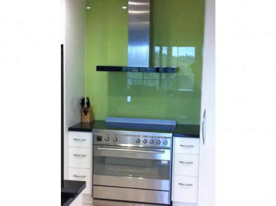 Kitchen Splashback Ideas by Aesthetic Glass
