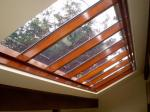 Custom Built Glass Roof and Skylights