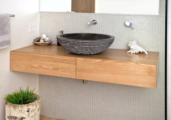 Bathroom Basin Ideas by Beachwood Designs Pty Ltd