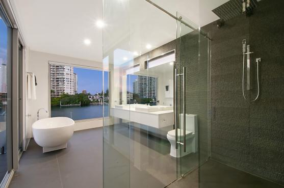 Shower Design Ideas by WaterArt...innovations in Glass!!