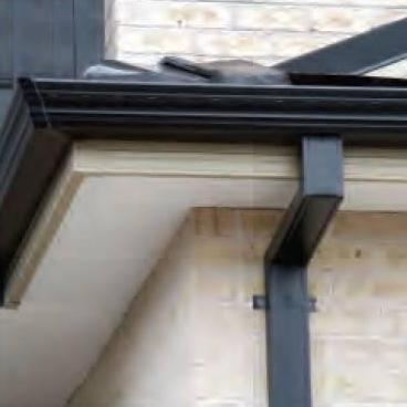 Modern Guttering Amp Downpipes Newcastle Lambton