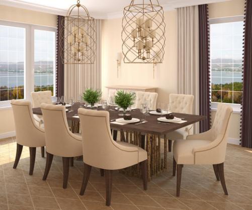 Dining Room Ideas by La Belle Abode