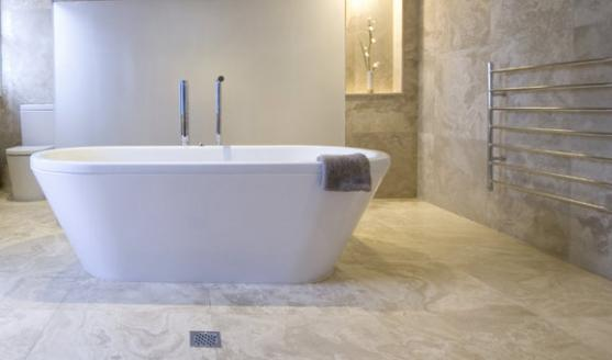 Freestanding Bath Design Ideas by La Belle Abode