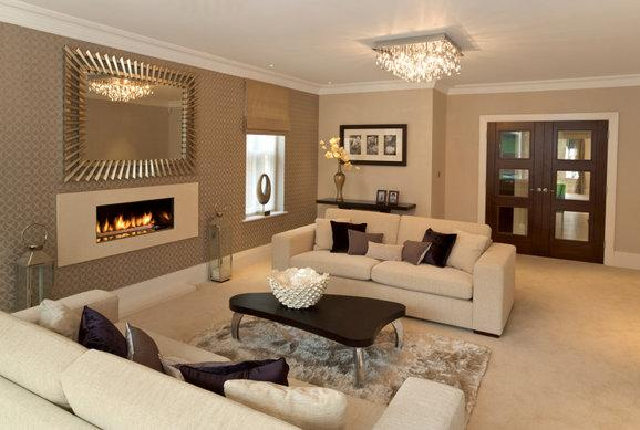 save money painting a lounge room