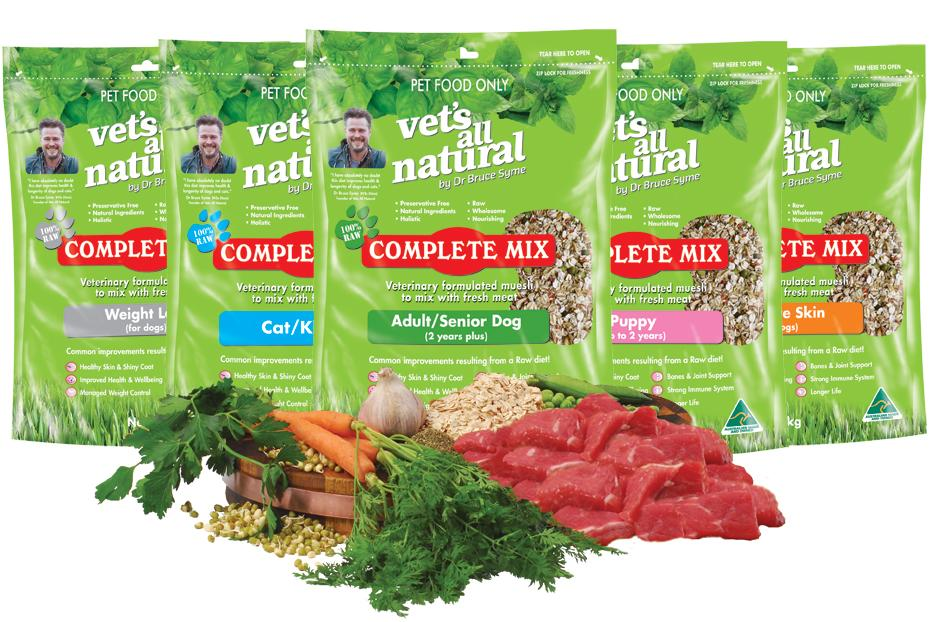 Pet Food & Treats