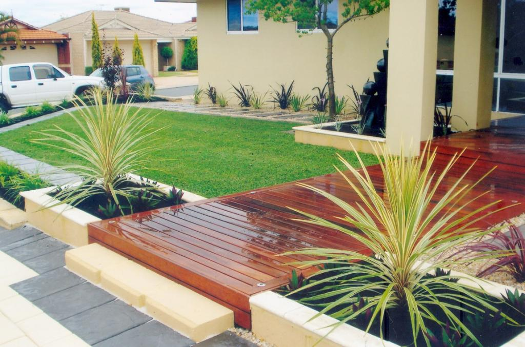 The Garden Makers Makeovers Landscaping