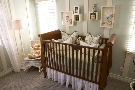 Baby Nursery Ideas by Interior Identity