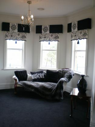 Curtain Ideas by INSIDE CREATIONS Interior Design