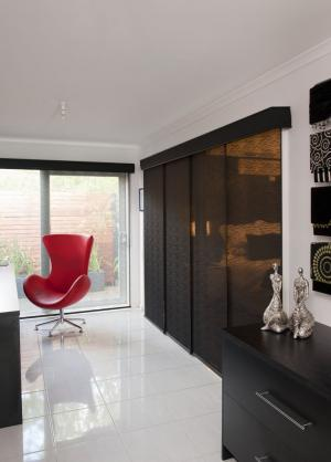 Blinds by INSIDE CREATIONS Interior Design