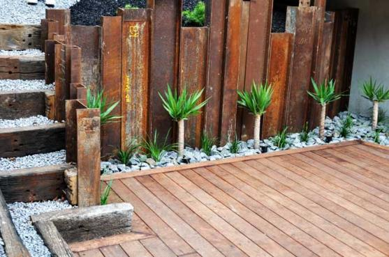 Garden art design ideas get inspired by photos of garden for Garden screening ideas