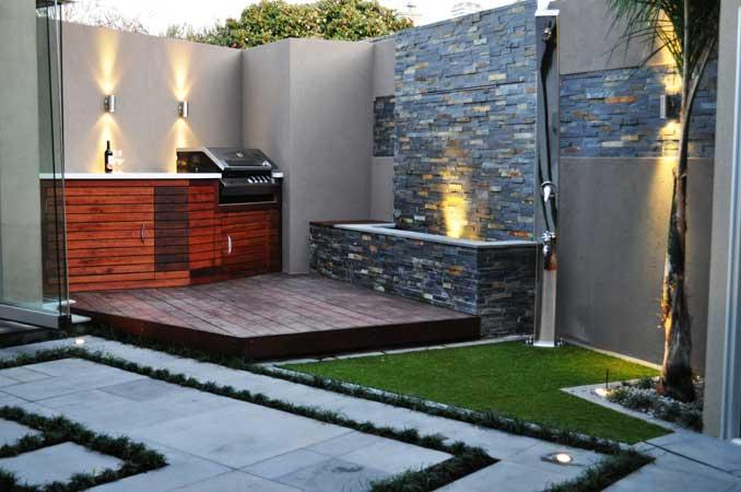 Your space landscapes retaining walls water features for Space landscape construction adelaide