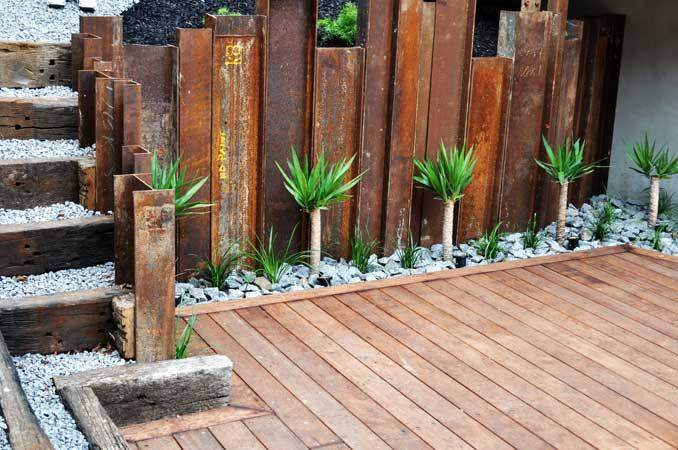 simple landscaping ideas for australian backyards