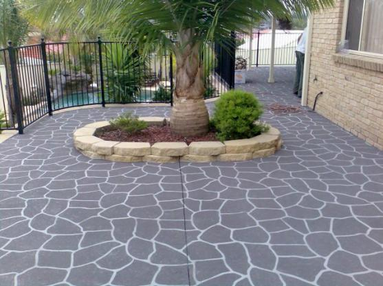 Concrete Resurfacing Ideas by Spraycrete