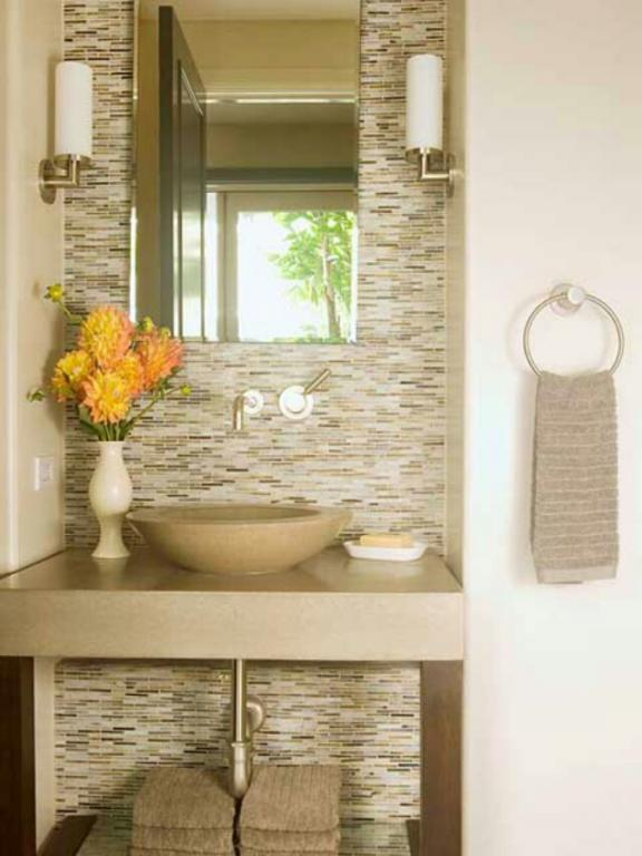 Bathroom Tile Design Ideas by Mirage Building & Construction