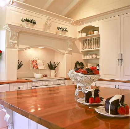 Kitchen Benchtop Ideas by Smith & Smith Cabinet Makers Pty. Ltd.