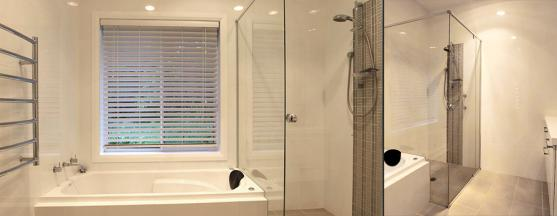 Shower Design Ideas by Crearter Construction