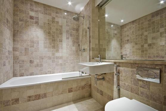 Bath Shower Combo Ideas By Splash Glass Mirrors Pty Ltd