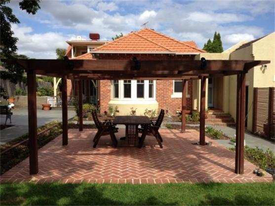 Pergola Ideas by Anything Outdoors