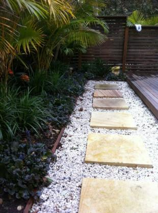 Garden Path Design Ideas by Chris Chominsky Landscapes Pty Ltd