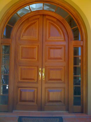 Entrance Designs by Coastwide Painting & Decorating