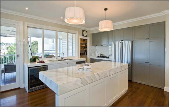 Kitchen Island Design Ideas by Creative Design Kitchens