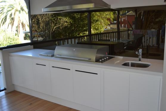 Outdoor Kitchen Ideas by Creative Design Kitchens
