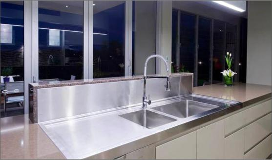 Kitchen Sink Designs by Creative Design Kitchens