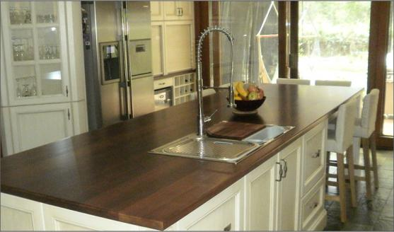 Kitchen Benchtop Ideas by Creative Design Kitchens