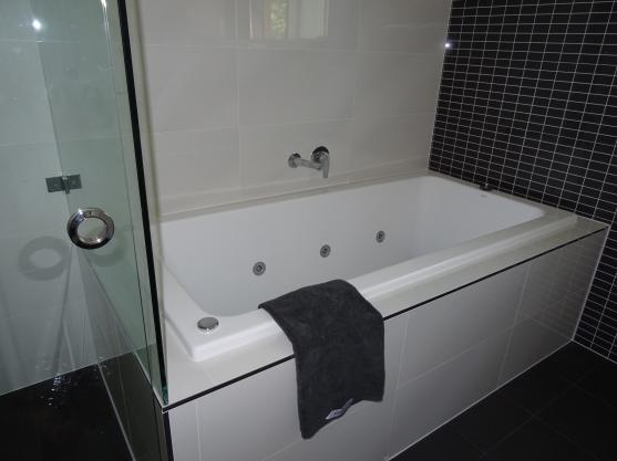 Bathroom Tile Design Ideas by Solid Built Building Services Pty Ltd