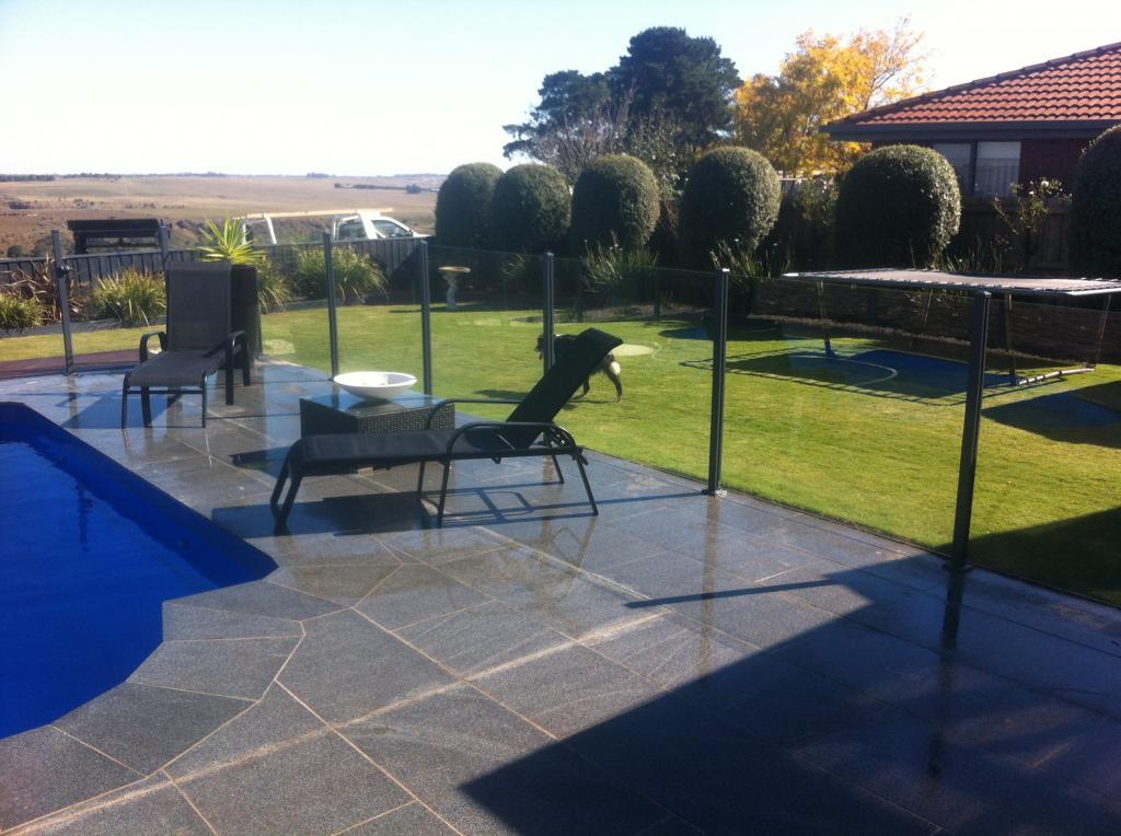 Pool fencing inspiration custom landscape construction for Landscape construction adelaide