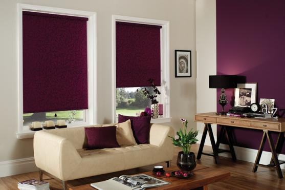 Roller Blind Designs by Fashion Drapery