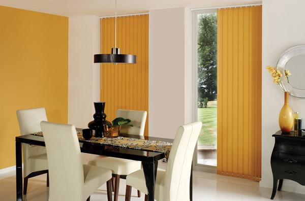 Vertical Blind Designs by Fashion Drapery