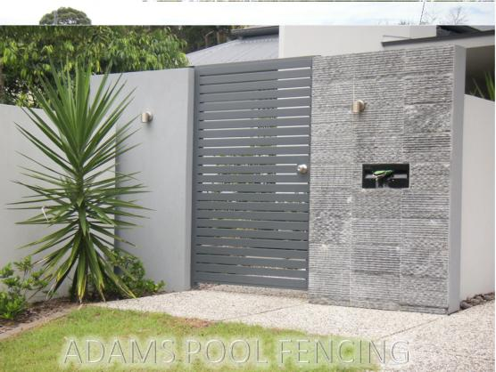 Pool Fencing Ideas by Adams Pool Fencing
