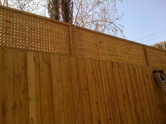 Timber Fencing Designs by JND Timber & Steel