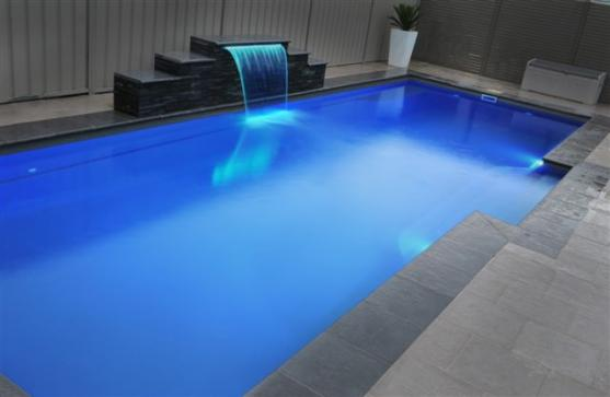 Pool Lights Ideas by Tranquility Pools Spas