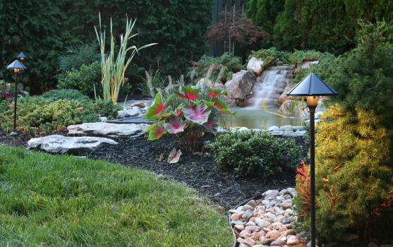 Water Feature Ideas by EarthCore Gardening Services