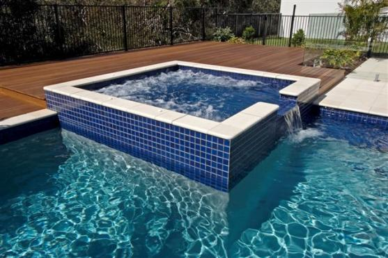 Spa Design Ideas by Pool Fab Swimming Pools Aquatic Landscapes
