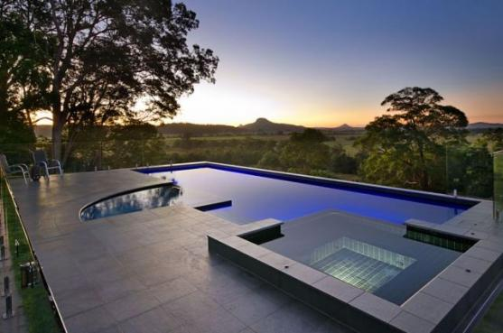 Swimming Pool Designs by Pool Fab Swimming Pools Aquatic Landscapes